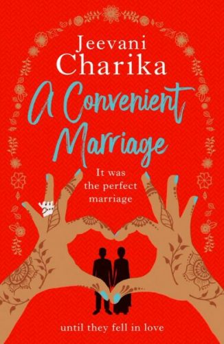 The cover of A Convenient Marriage.