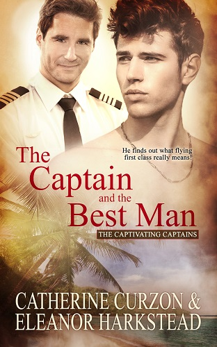 The cover of The Captain and the Best Man